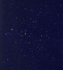 ウマノツラ星